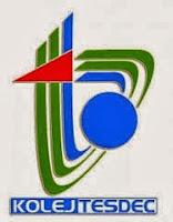 Jawatan Kerja Kosong Terengganu Skills Development Centre (TESDEC) logo