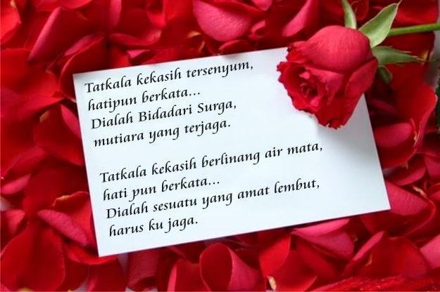 Dalam Kumpulan Puisi Cinta
