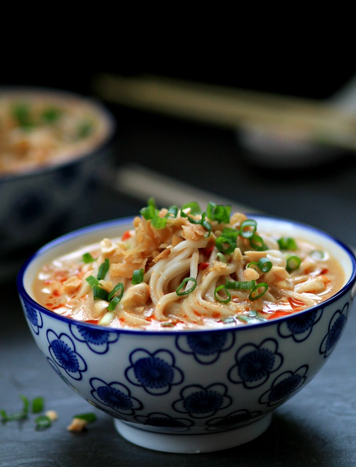 noodles sichuan dan dan noodles recipe on food52 sichuan dan dan ...