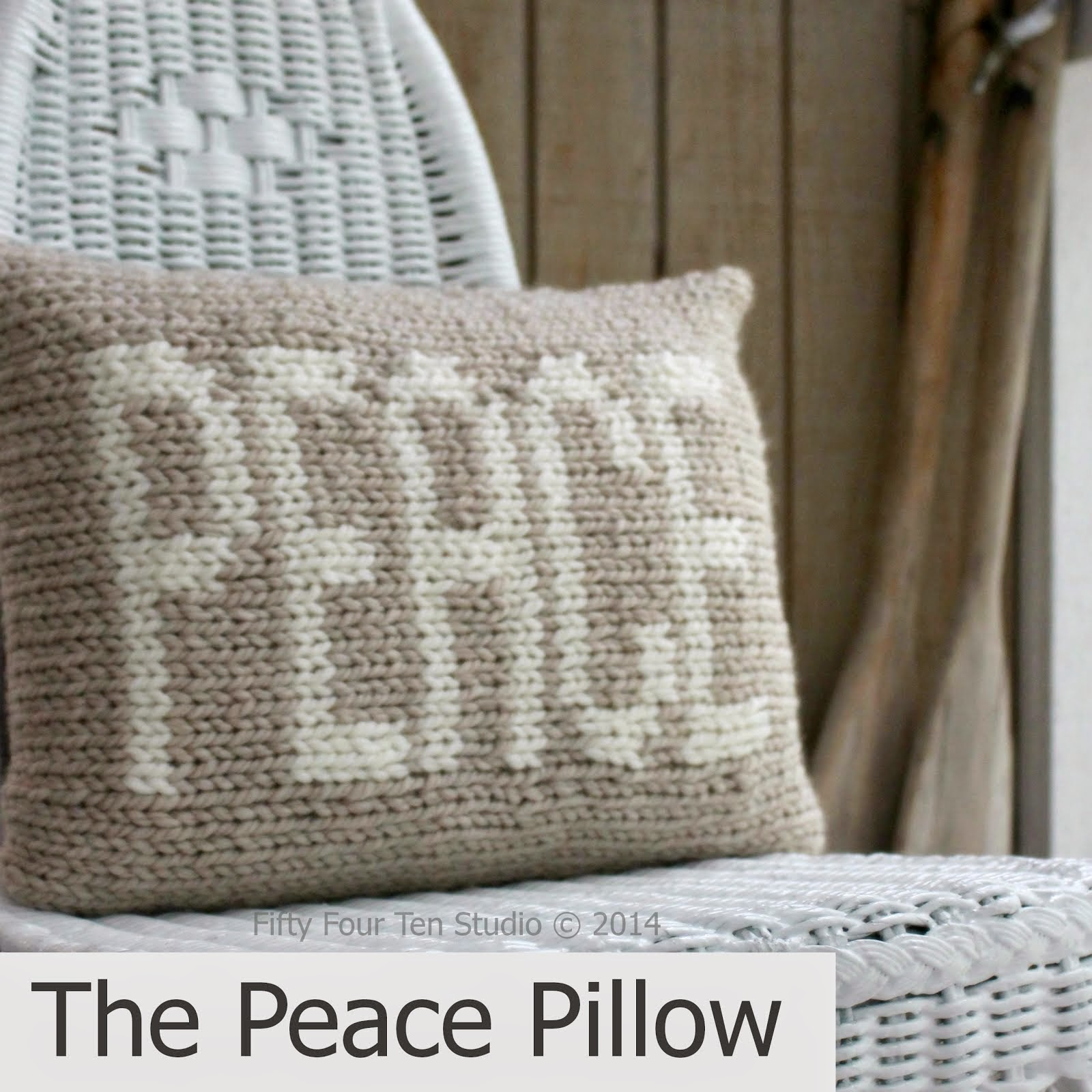 The Peace Pillow