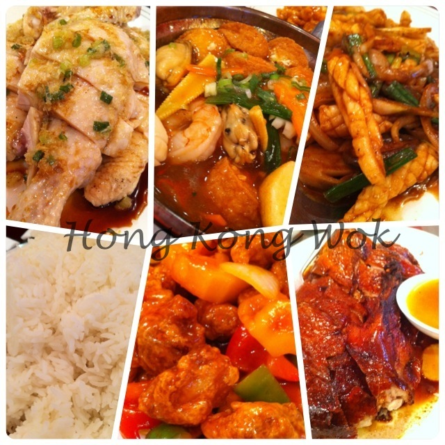 U k is rock for Ajk chinese cuisine