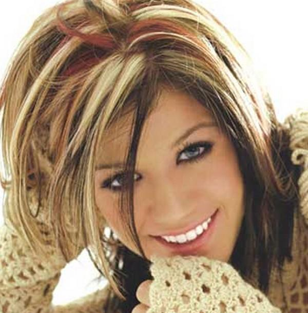 Hair Color And Style Ideas Pictures: Hairstyles For Girls: Hair Color Ideas