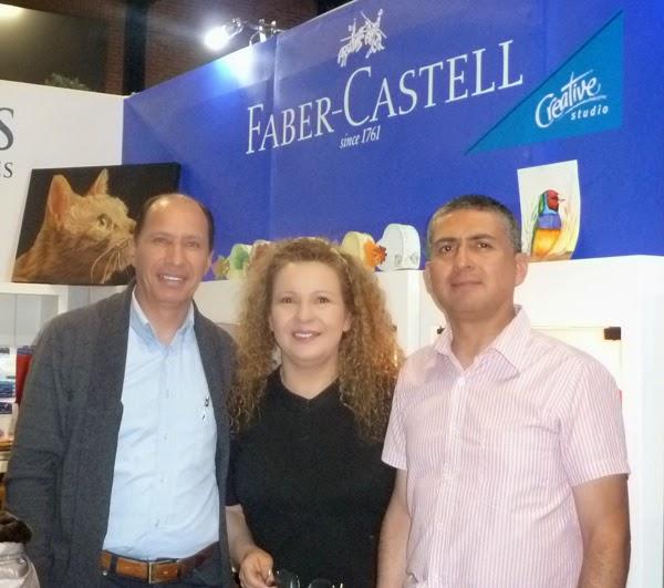 Faber-Castell-Innovó-10-Feria-de-Manualidades-2015