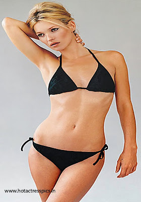 Hot Hollywood Actress Kate Moss Bikini
