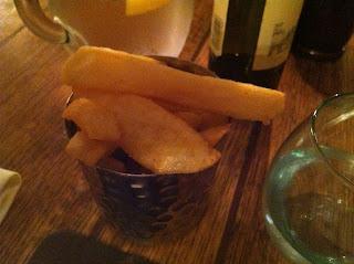 Yummy chips!