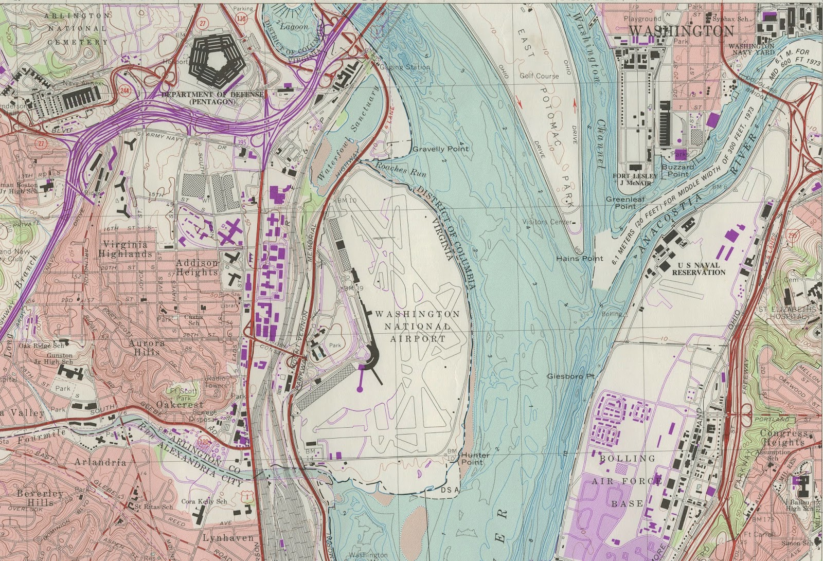 GIS Research And Map Collection Washington Navy Yard Maps