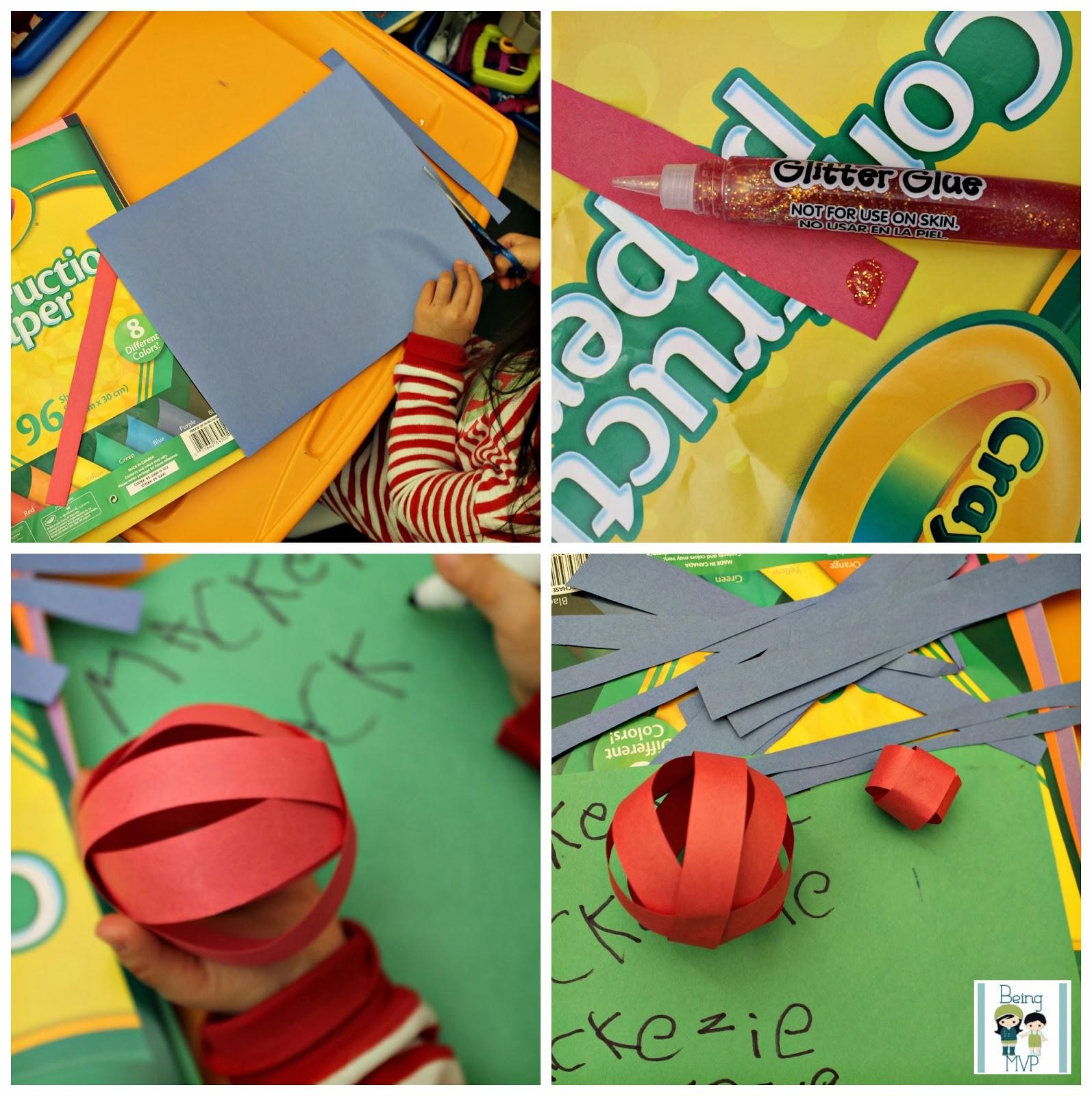 Being Mvp Crayola Snowman Ornament Craft For Kids Tutorial