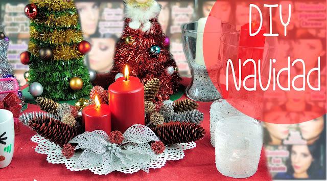 DIY Decoración Navidad Silvia Quiros DIY Christmas decor