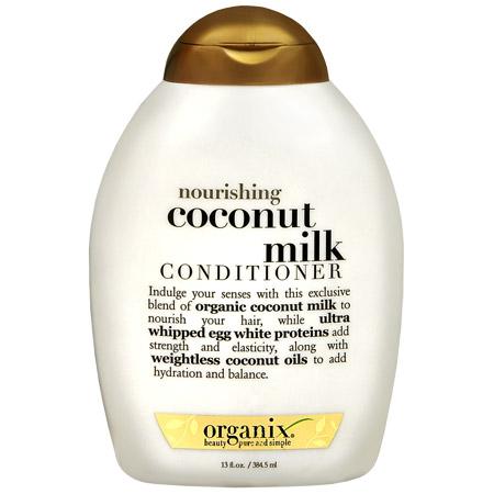 Nourishing Coconut Milk Conditioner Natural Hair
