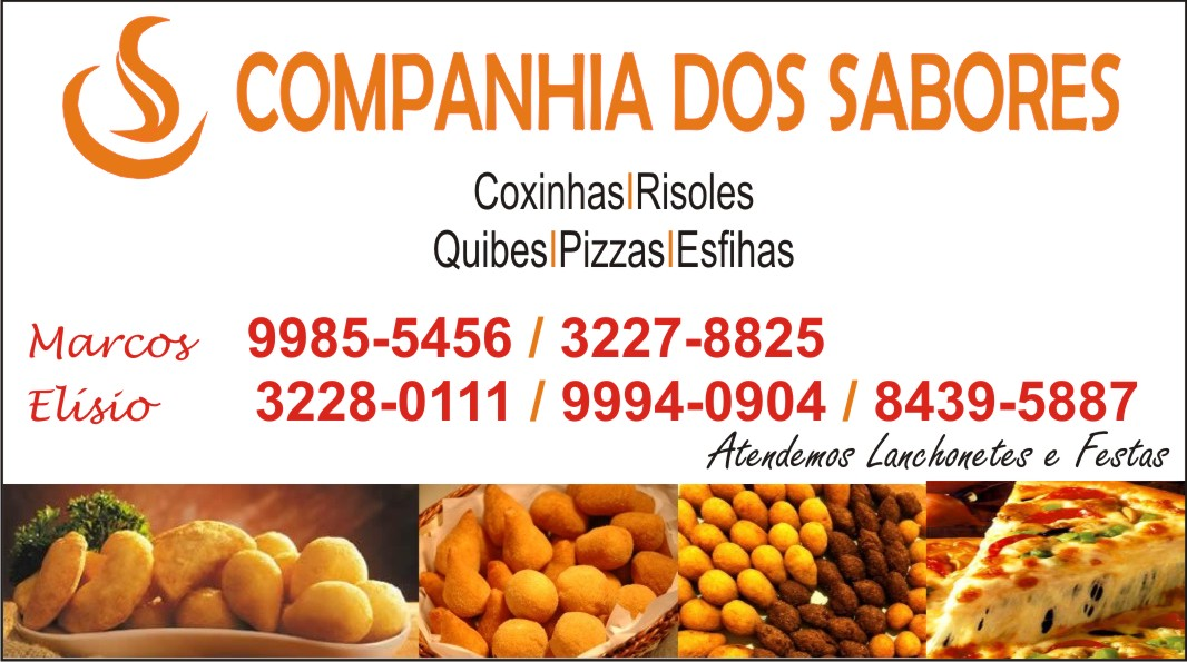 COMPANHIA DOS SABORES