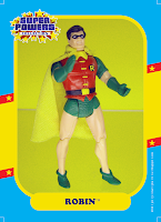Super Powers Collection Robin Action Figure by Kenner Superman Super Powers Collection Figure Clark Kent Kenner Mattycollector DC Universe Classics Unlimited Man of Steel Toys Movie Masters polymerphelia GeekSummit