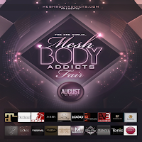 Mesh Body Addict Fair