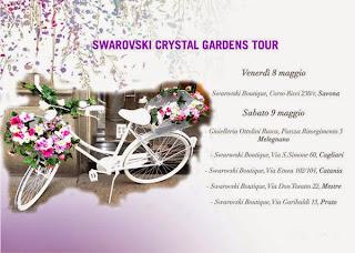 Swarovski Crystal Gardens tour
