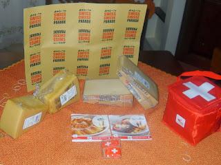 polpettine veloci  swiss cheese parade contest(1 ricetta)
