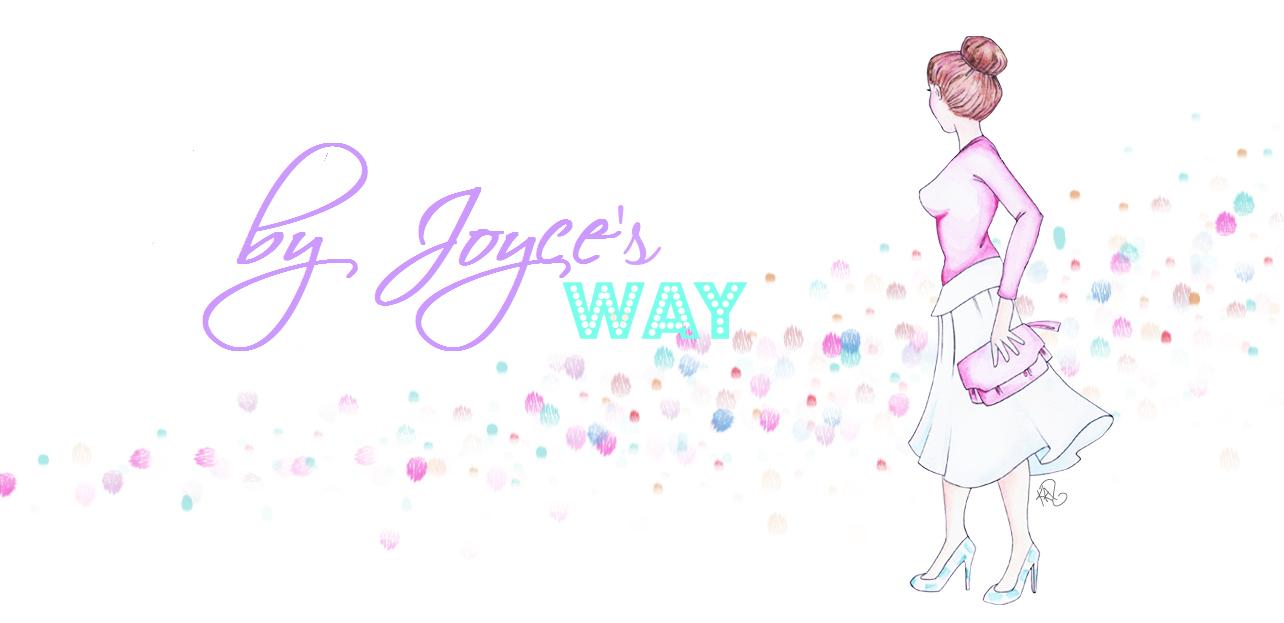 **By Joyce**