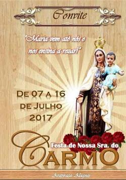 Festividades de Nossa Senhora do Carmo #2017