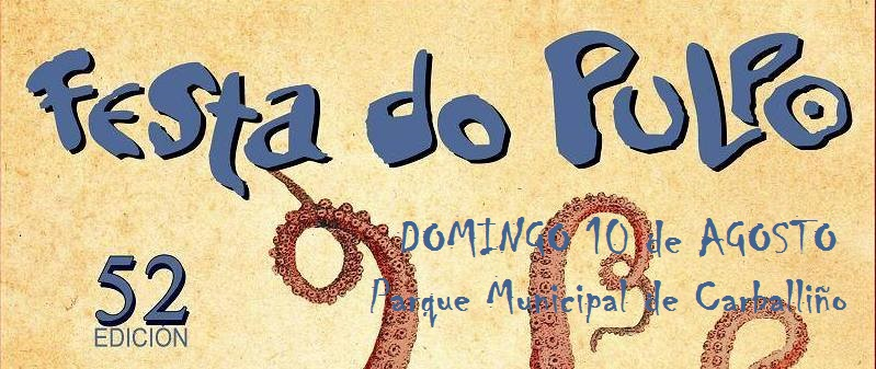 Festa do Pulpo