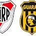 """""""Con Un Pie En La Gran Final"""": River Plate 2 Guaraní 0."""