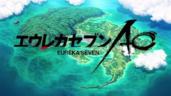 #25 Eureka Seven Wallpaper