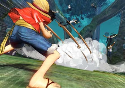 Free Download Games One Piece Pirate Warriors Full Version For PC