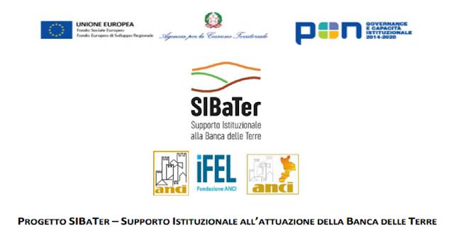 Progetto Sibater :Laboratorio Di Approfondimento Usi Civici E Opportunità Di Sviluppo Sul Territorio  V° Evento Territoriale Calabria