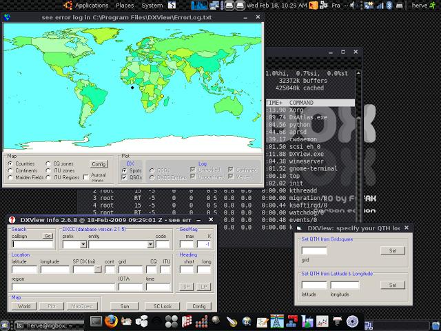 ubuntu ham amateur radio