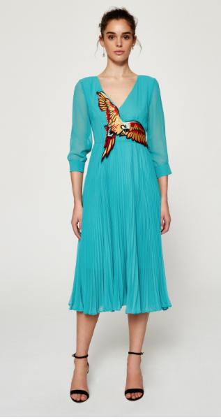 vestidos gucci