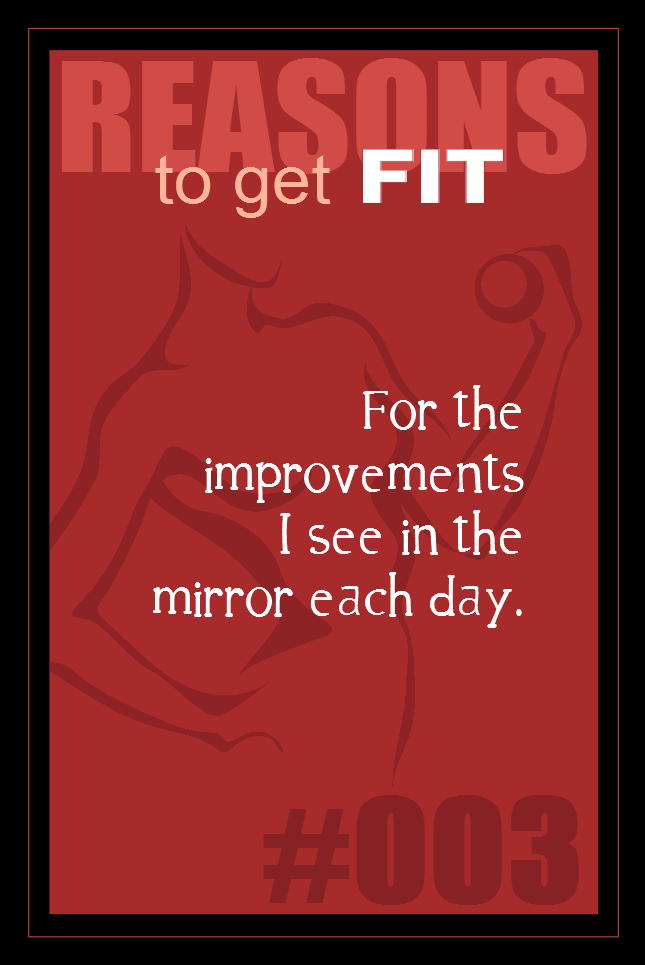 365 Reasons to Get Fit #003