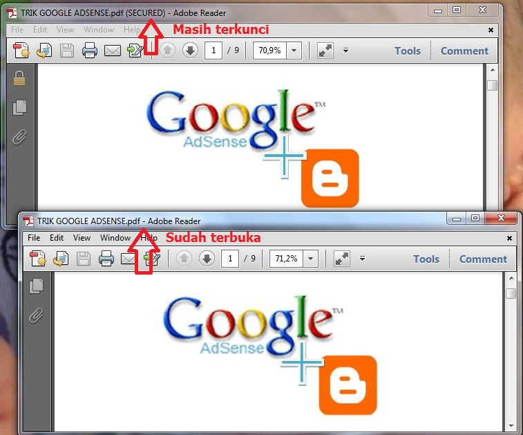Cara Membuka File PDF yang Terkunci dan Tidak Bisa di
