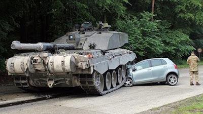 Y el ganador es... el tanque