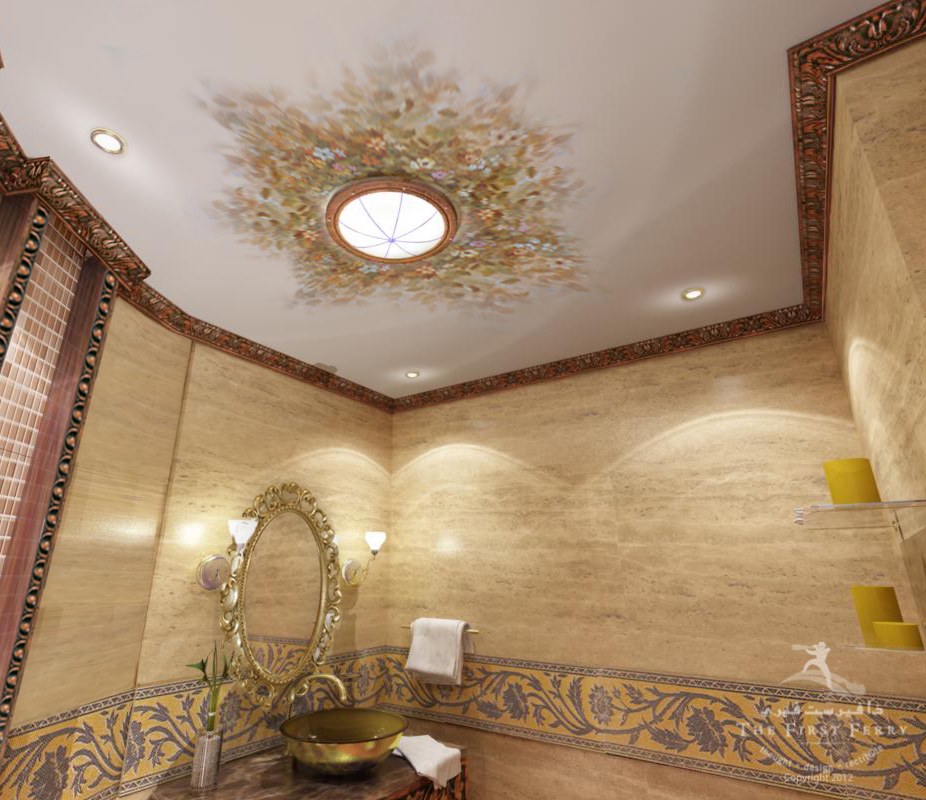 The first ferry bathroom design for Bathroom designs dubai
