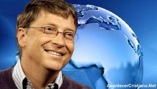 Bill Gates pide un gobierno mundial
