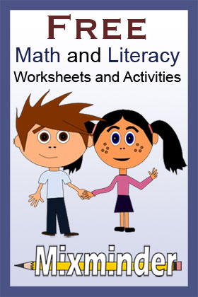 Free Common Core Worksheets