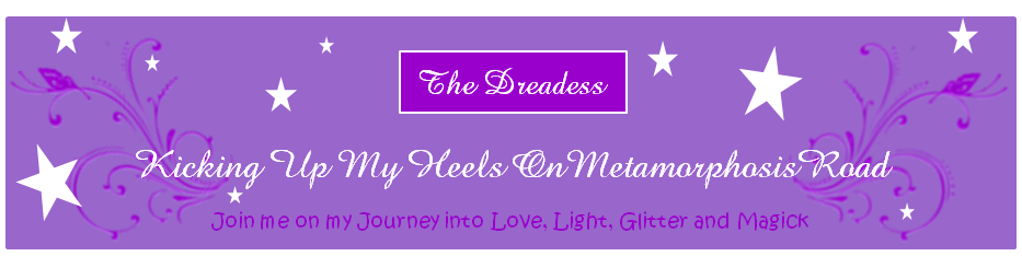 Kicking Up My Heels On Metamorphosis Road