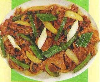 Resep Masakan Tumis Daging Buncis