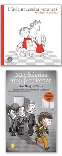 Títols publicats per l'autora