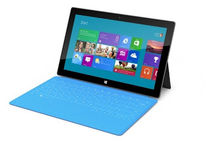 Microsoft Surface Review | Harga & Spesifikasi Tablet Microsoft Surface Terbaru 2012