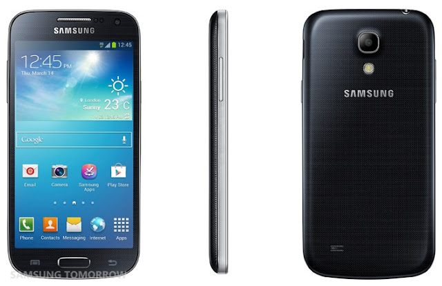 Samsung Galaxy S4 mini unveiled, specs revealed