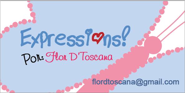 Expressions por Flor DToscana