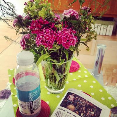 Diese Blumen sind ein Traum! Und nach einer Woche immer noch  zu gebrauchen :) © diekremserin