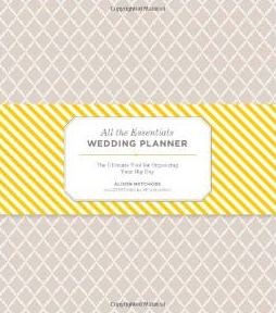 http://www.amazon.com/All-Essentials-Wedding-Planner-Organizing/dp/1452107130/ref=sr_1_20?s=books&ie=UTF8&qid=1402775792&sr=1-20&keywords=wedding+Planning