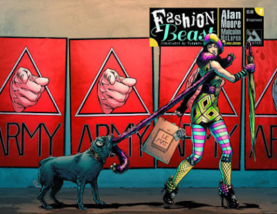 Fashion Beast # 2 - Alan Moore, McLaren Percio