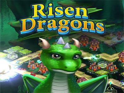 لعبة الخيال والفانتازيا التنانين Risen Dragons