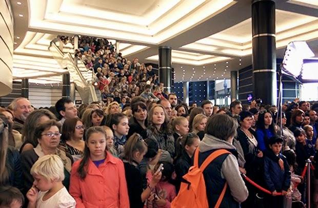 Roma Acorn scandal on child Prize_Kinder МУЗ Awards