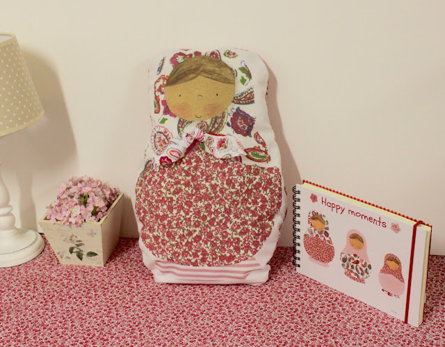 cojín-infantil-matrioska-decoración