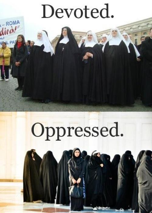 O Propósito do Véu das Mulheres no Qur'an e na Bíblia