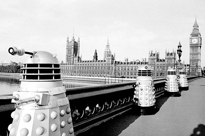 The Dalek Invasion of Westminster