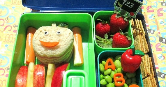 bento school lunches review laptop lunches bento buddies and back to school apple bento. Black Bedroom Furniture Sets. Home Design Ideas