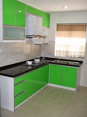 dapur minimalis ukuran 3x3