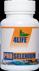 Prikaz kutije pripravka ProSelenium 4Life - selen - antioksidansa i životvorcac